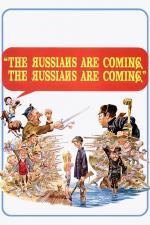 Film Rusové přicházejí! Rusové přicházejí! (Russians Are Coming, the Russians Are Coming, The) 1966 online ke shlédnutí