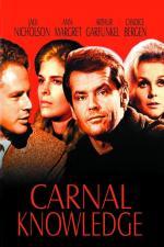 Film Tělesné vztahy (Carnal Knowledge) 1971 online ke shlédnutí