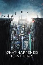 Film 7 životů (What Happened to Monday) 2017 online ke shlédnutí