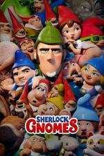 Film Sherlock Koumes (Sherlock Gnomes) 2018 online ke shlédnutí