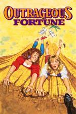 Film Rozkacená sudba (Outrageous Fortune) 1987 online ke shlédnutí