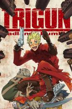 Film Trigun: Rachot v Badlands (TRIGUN BADLANDS RUMBLE) 2010 online ke shlédnutí