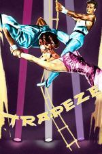 Film Trapéza (Trapeze) 1956 online ke shlédnutí