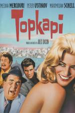 Film Topkapi (Topkapi) 1964 online ke shlédnutí