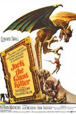 Film Jack zabíjí obra (Jack the Giant Killer) 1962 online ke shlédnutí