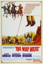 Film Cesta na západ (The Way West) 1967 online ke shlédnutí