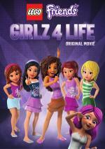 Film Lego Friends: Kámošky napořád (LEGO Friends: Girlz 4 Life) 2016 online ke shlédnutí