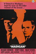 Film Madigan (Madigan) 1968 online ke shlédnutí
