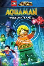 Film Lego DC Super hrdinové: Aquaman (LEGO DC Comics Super Heroes: Aquaman - Rage of Atlantis) 2018 online ke shlédnutí