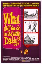 Film Co jsi dělal za války, taťko? (What Did You Do in the War, Daddy?) 1966 online ke shlédnutí