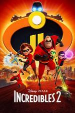 Film Úžasňákovi 2 (Incredibles 2) 2018 online ke shlédnutí