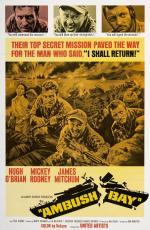 Film Nástraha v zátoce (Ambush Bay) 1966 online ke shlédnutí
