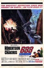 Film Letka 633 (633 Squadron) 1964 online ke shlédnutí