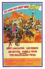 Film Cesta spásy (The Hallelujah Trail) 1965 online ke shlédnutí