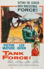 Film Útěk do pouště (No Time to Die) 1958 online ke shlédnutí