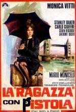 Film Dívka s pistolí (La ragazza con la pistola) 1968 online ke shlédnutí