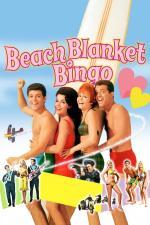 Film Velké plážové bingo (Beach Blanket Bingo) 1965 online ke shlédnutí