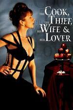 Film Kuchař, zloděj, jeho žena a její milenec (The Cook, the Thief, His Wife & Her Lover) 1989 online ke shlédnutí