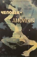 Film Člověk obojživelník (Chelovek-Amfibiya) 1962 online ke shlédnutí