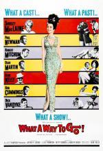 Film Dolarová manželství (What a Way to Go!) 1964 online ke shlédnutí