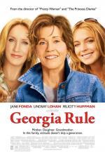 Film Vlastní pravidla (Georgia Rule) 2007 online ke shlédnutí