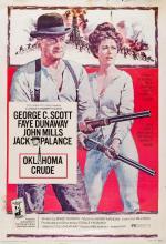 Film Drsná Oklahoma (Oklahoma Crude) 1973 online ke shlédnutí
