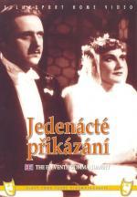 Film Jedenácté přikázání (Jedenácté přikázání) 1935 online ke shlédnutí