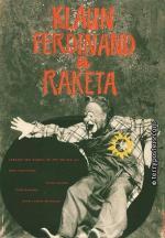 Film Klaun Ferdinand a raketa (Klaun Ferdinand a raketa) 1962 online ke shlédnutí