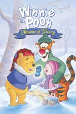Film Medvídek Pú: čas svátků (Winnie the Pooh: Seasons of Giving) 1999 online ke shlédnutí
