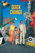 Film Rychlá změna (Quick Change) 1990 online ke shlédnutí