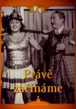 Film Právě začínáme (Právě začínáme) 1946 online ke shlédnutí