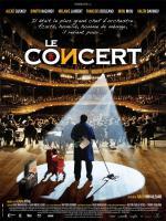 Film Koncert (Le Concert) 2009 online ke shlédnutí