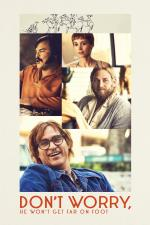 Film Don't Worry, He Won't Get Far on Foot (Don't Worry, He Won't Get Far on Foot) 2018 online ke shlédnutí