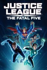 Film Justice League vs. the Fatal Five (Justice League vs. the Fatal Five) 2019 online ke shlédnutí