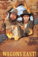 Film Přepadení na východě (Wagons East) 1994 online ke shlédnutí