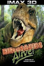 Film Dinosauři 3D (Dinosaurs Alive) 2007 online ke shlédnutí