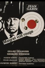 Film Komisař Maigret zuří (Maigret voit rouge) 1963 online ke shlédnutí