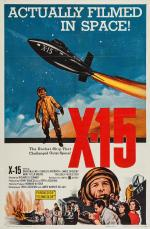 Film X-15 (X-15) 1961 online ke shlédnutí