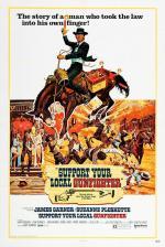 Film Podporujte svého pistolníka! (Support Your Local Gunfighter) 1971 online ke shlédnutí