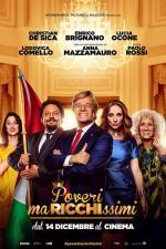 Film Bohatství chudých 2 (Poveri ma ricchissimi) 2017 online ke shlédnutí