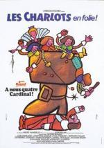 Film Čtyři sluhové a kardinál (Les Charlots en folie: À nous quatre Cardinal!) 1974 online ke shlédnutí