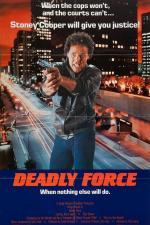 Film Ničivá síla (Deadly Force) 1983 online ke shlédnutí