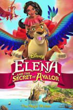 Film Elena a tajemství Avaloru (Elena and the Secret of Avalor) 2016 online ke shlédnutí
