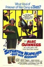 Film Situace je zoufalá, nikoliv však vážná (Situation Hopeless... But Not Serious) 1965 online ke shlédnutí