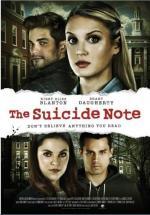 Film Dopis na rozloučenou (The Suicide Note) 2015 online ke shlédnutí