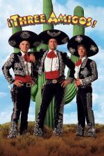 Film Tři amigos (Three Amigos!) 1986 online ke shlédnutí