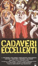 Film Ctihodné mrtvoly (Cadaveri eccellenti) 1976 online ke shlédnutí