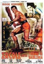 Film Herkules proti babylonským tyranům (Ercole contro i tiranni di Babilonia) 1964 online ke shlédnutí
