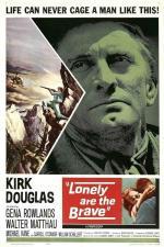 Film Stateční jsou osamělí (Lonely Are the Brave) 1962 online ke shlédnutí