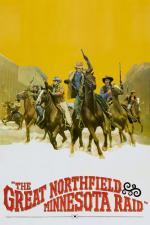 Film Velká Northfieldská loupež (The Great Northfield Minnesota Raid) 1972 online ke shlédnutí
